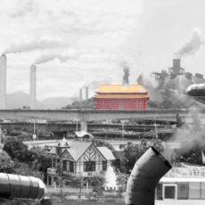 灰色天空系列一:台灣工業染黑天空 環境成經濟犧牲者