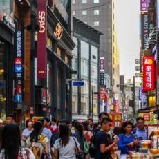 韓流來襲系列一:全球化潮流下的韓國服裝產業