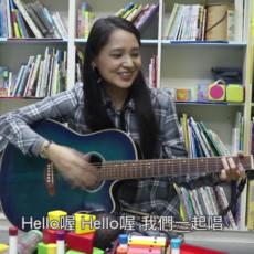 治療融入樂器打擊  音樂促進互動學習