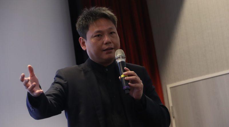 107-1新聞講座特色課程-台灣記者協會副理事長 謝寒冰