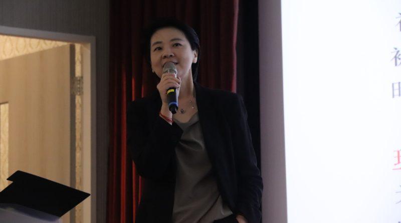 107-1新聞講座特色課程-台北市議員/律師 黃珊珊